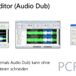 Free Audio Editor (Audio Dub)
