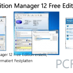 Paragon Partition Manager 12 Free Edition