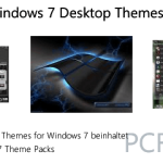 Download Windows 7 Desktop Themes